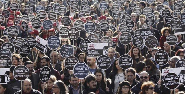 HDK: Yüzleşin! Hrant'la, soykırımla...