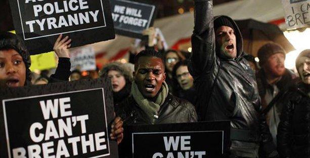 HDK'den 'Ferguson' açıklaması: Öfkeniz, öfkemizdir! Onlar bir avuç, biz milyonlarız!
