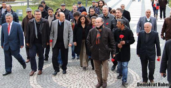 HDK'nin Karadeniz ziyaretinde ilk durak Çorum'du