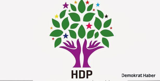 HDP: Basın özgürlüğünün kısıtlanması kaygı verici