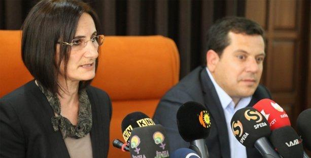 HDP, Davutoğlu'na 'yeniden yargılama'yı sordu