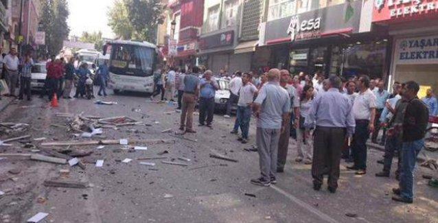 HDP'den 'patlama' açıklaması: Süleyman Soylu'nun 'başınıza yıkacağız' demesiyle bağlantılı