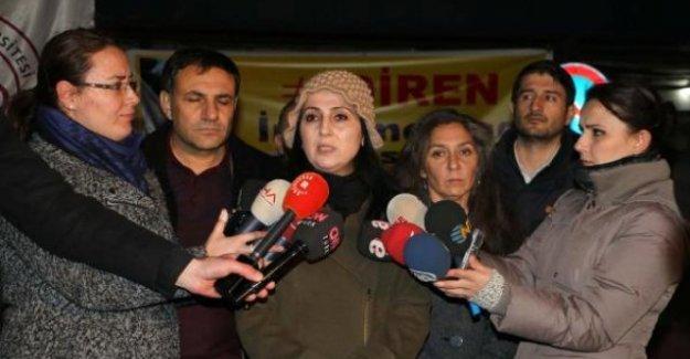 HDP Eş Genel Başkanı Yüksekdağ, Yaşar Kemal'i ziyaret etti