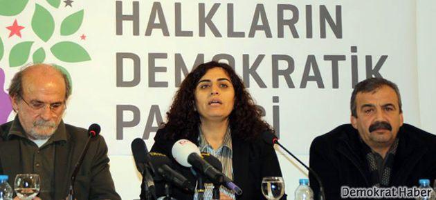 HDP Eşbaşkanları'ndan BM'ye 'Cenevre-2' mektubu
