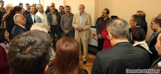 HDP Genel Merkezi açıldı