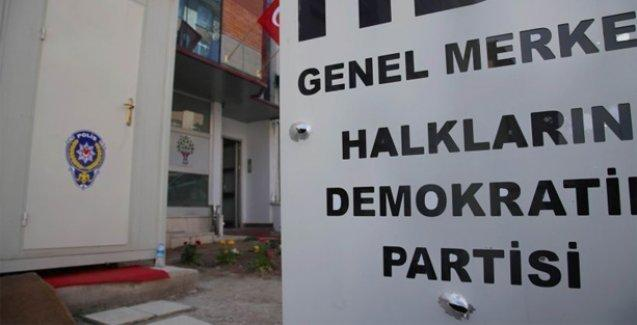 HDP Genel Merkezi'ni kurşunlayan sanık ilk duruşmada tahliye edildi