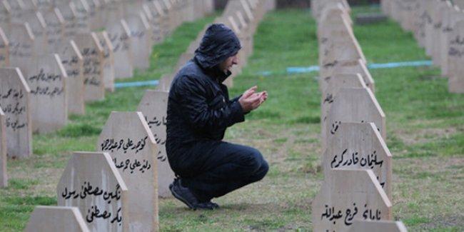 HDP: Halepçe Katliamı 'soykırım', 16 Mart da 'Kürt Soykırımı'nı Anma Günü' olarak tanınsın