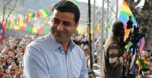 HDP: Halkların ve Değişimin Adayı Selahattin Demirtaş!