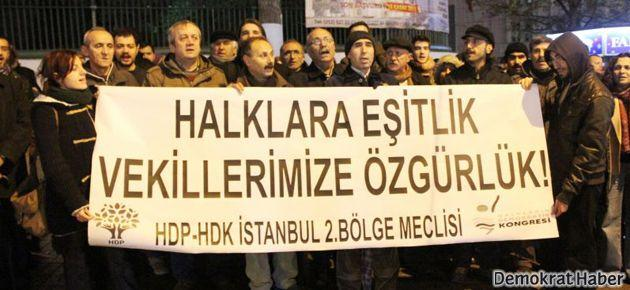 HDP-HDK: Irkçı siyasete sokaklardan cevap vereceğiz