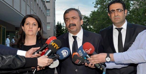 HDP Heyeti Kandil ve İmralı'ya gidecek