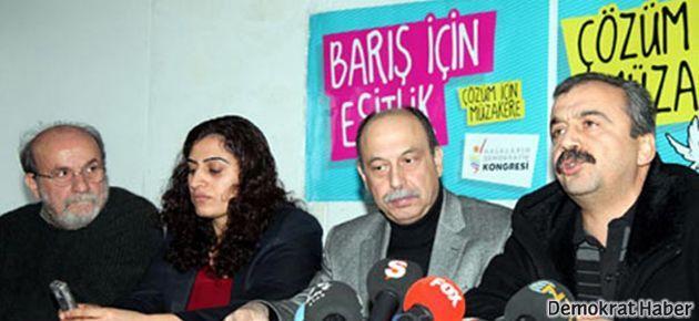 HDP komisyonlarda da temsil edilebilecek