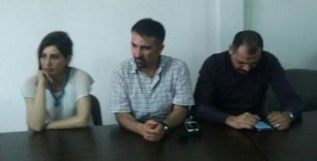 HDP milletvekili adaylarından TMMOB'a ziyaret