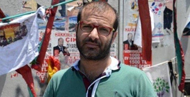 HDP mitingindeki bombalı saldırı için 'trafo patladı' diyen Şerko Kanivar: İyi ki yalan söyledim