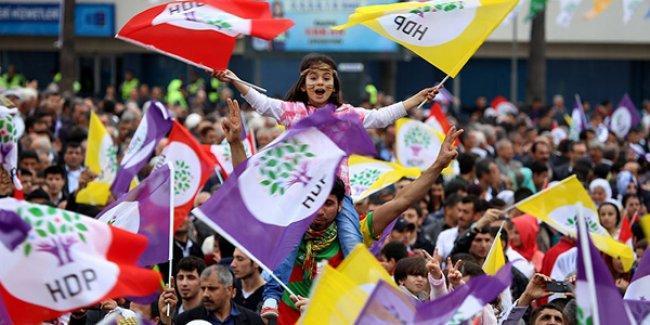 HDP'nin Avrupa'daki hedefi  400 bin oy