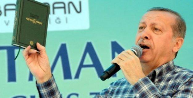Erdoğan: Beni meydanlardan alamazsınız, susturamazsınız