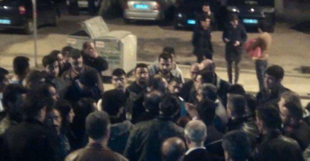 HDP'nin Pendik seçim bürosuna saldırı