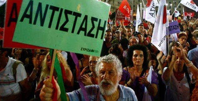 HDP, ÖDP ve SYKP'den Syriza'ya kutlama mesajları