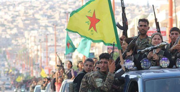 HDP, 'Rojava Devrimi ile Kobani direnişini' selamladı