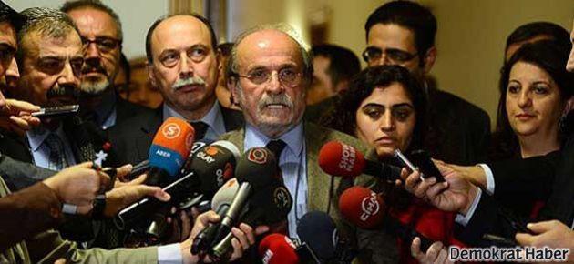 'HDP ve BDP yolsuzlukla mücadelede AKP'nin karşısında'