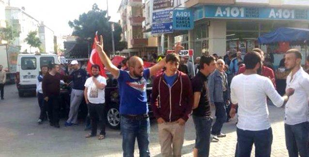 HDP'ye Büyükçekmece'de saldırı düzenlendi, 4 kişi yaralandı