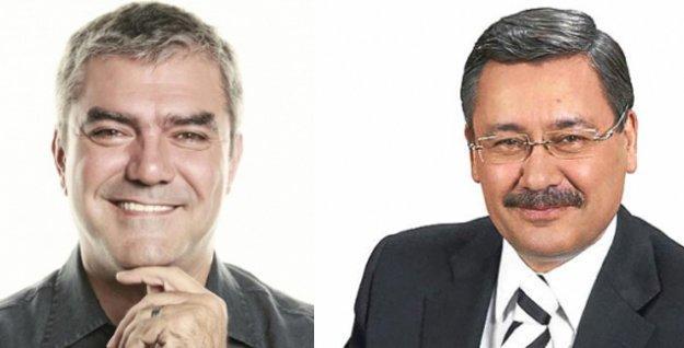 HDP'yi karalayan Özdil, Melih Gökçek'in takdirini aldı