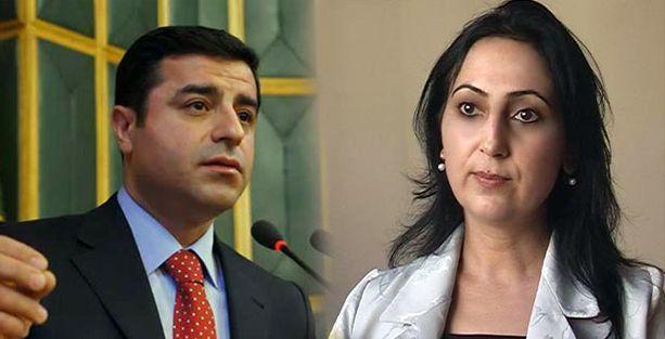 HDP'de eşbaşkanlar belli oldu