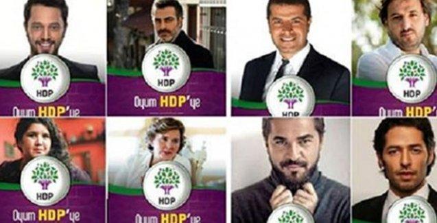 HDP'den Murat Boz, Kadir İnanır'lı afiş için açıklama