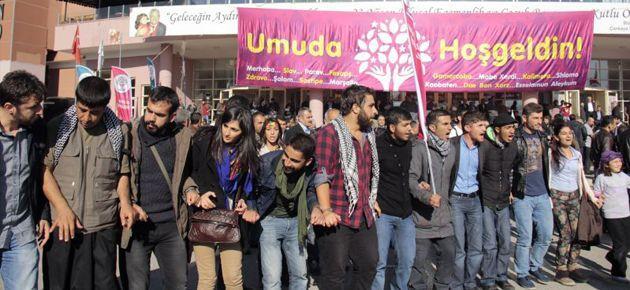 HDP'nin 1. Olağanüstü Kongresi başladı