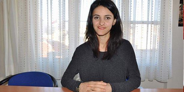 HDP'ye 20 yaşında başkan
