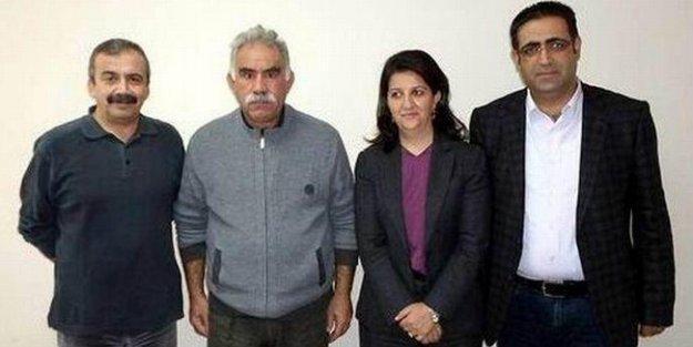 HDP'ye Öcalan'dan destek: Yüzde 10'dan fazlasını almak da mümkün
