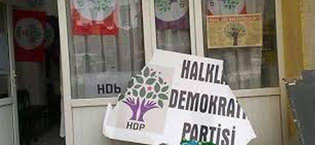 HDP'ye yapılan saldırıları kınadılar