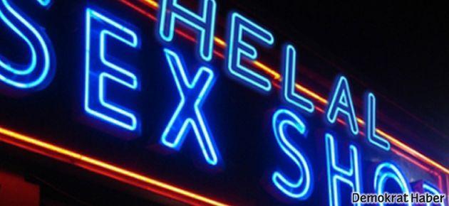'Helâl Sex Shop'a yoğun talep