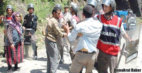 HES karşıtları tutuklandı