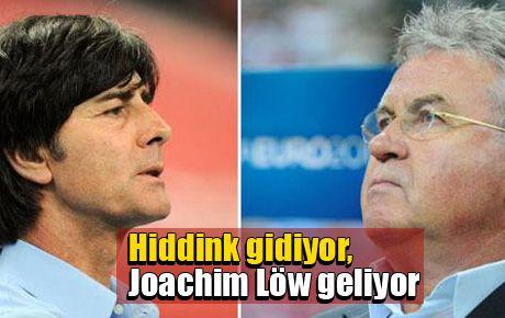 Hiddink gidiyor, Joachim Löw geliyor