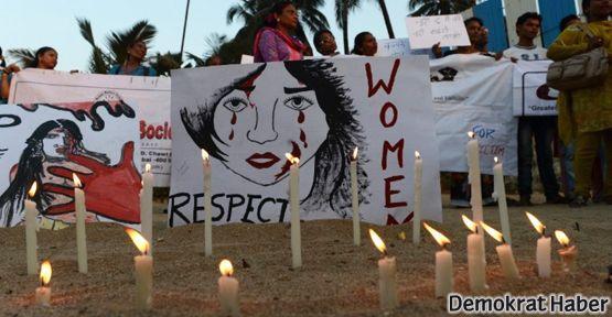 Hindistan'da tecavüze idam cezası