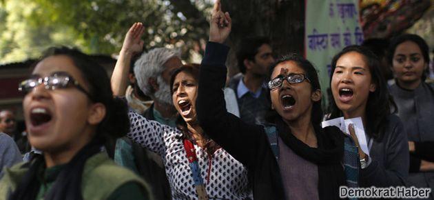 Hindistan'daki tecavüz davasında bir mahkumiyet