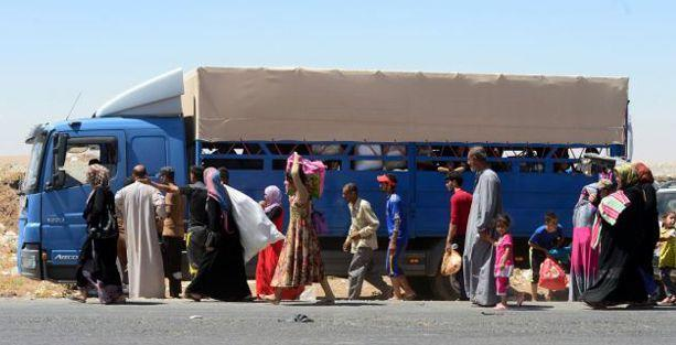 Hıristiyanların Musul'dan çıkarılmasına KNK'den tepki
