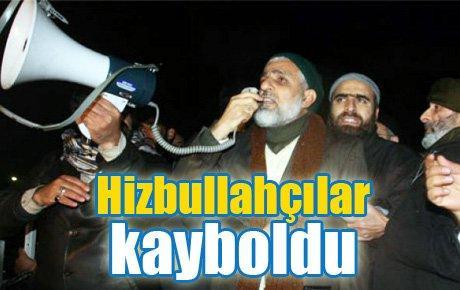 Hizbullahçılar kayboldu