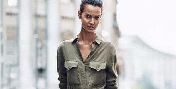 H&M'den gerilla kıyafeti özürü