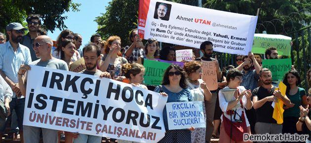 Hocalar Ahmet Atan'ı istifaya çağırdı