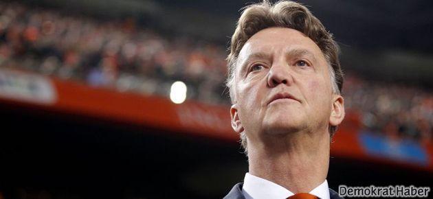 Hollanda Teknik Direktörü: Türkiye'yi yeneriz
