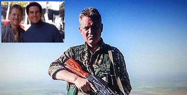 Hollywood yıldızı, IŞİD'e karşı YPG'ye katıldı