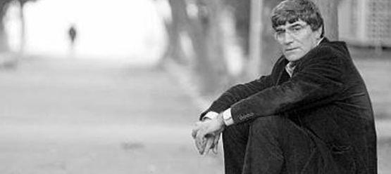 Hrant Dink anısına roman