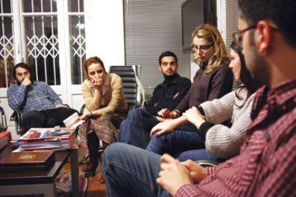 Hrant'ın kalemi gençlerin elinde