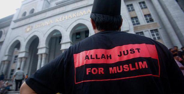 Hrıstiyanlara 'Allah' kelimesi yasaklandı