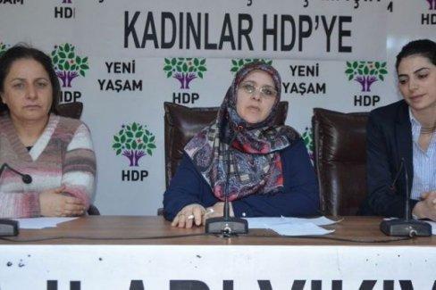 Hüda Kaya HDP'den milletvekili adayı oldu