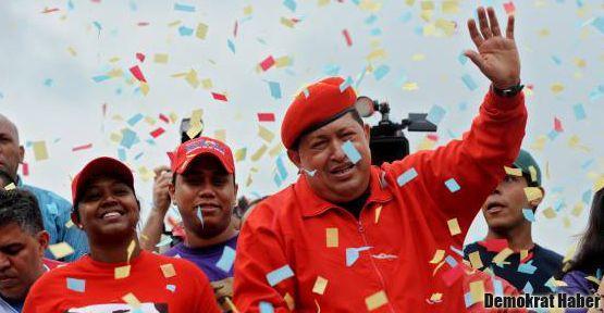 Hugo Chavez: Uvita için!