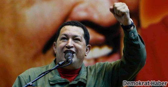 Hugo Chavez'den en kötü haber geldi!