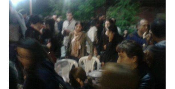 Hukuki yardıma giden avukatlara Soma'da saldırı