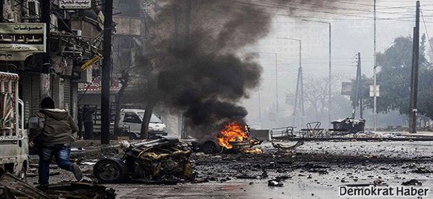 Humus'ta bombalı saldırı: 25 ölü, 107 yaralı